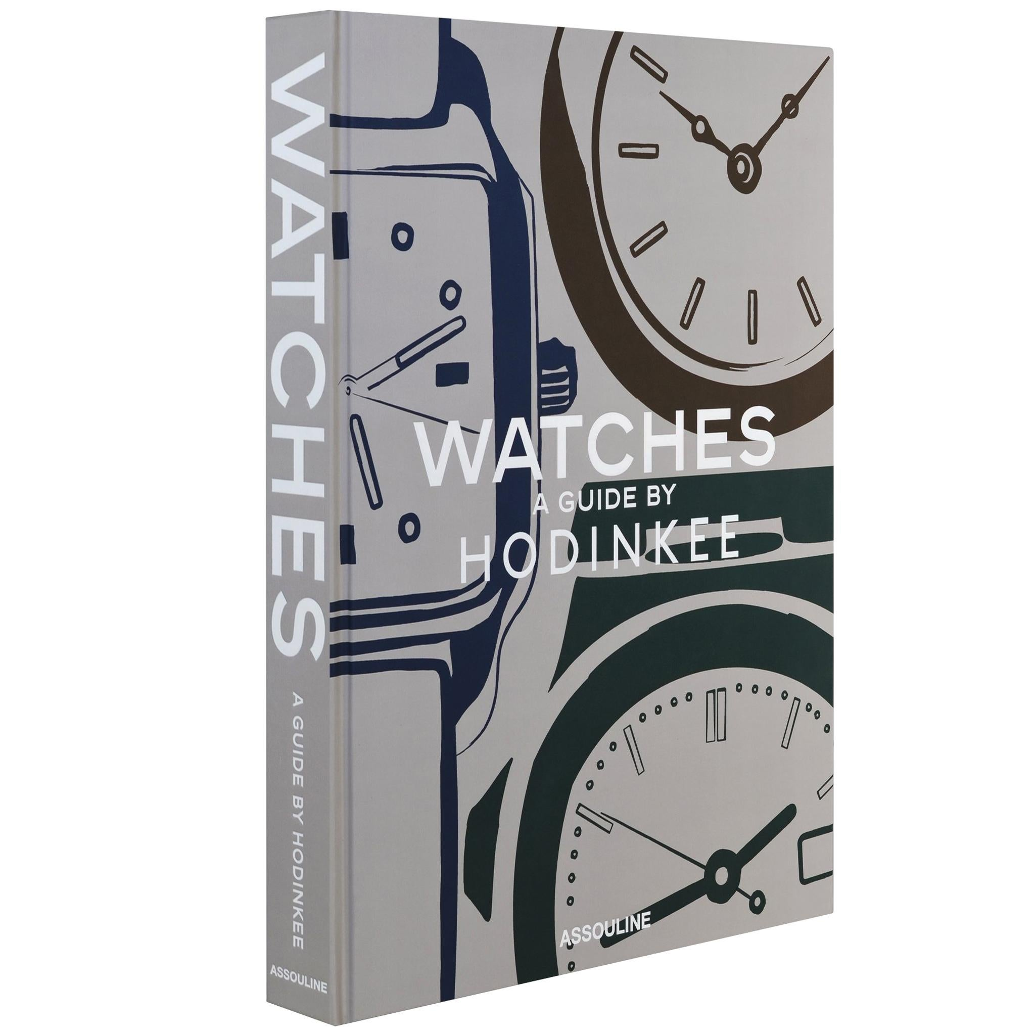 """""""Watches: A Guide by Hodinkee"""" Book"""