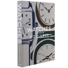 """Watches: A Guide by Hodinkee"" Book"