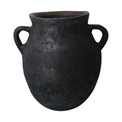 Water Pot with Handles from Mexico, Circa 1980's