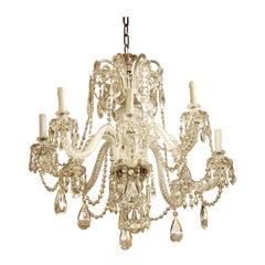 Martinez y Ortz Neoclassical Style Crystal Chandelier