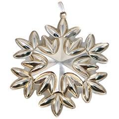 Waterford Sterling Snowflake, 2004