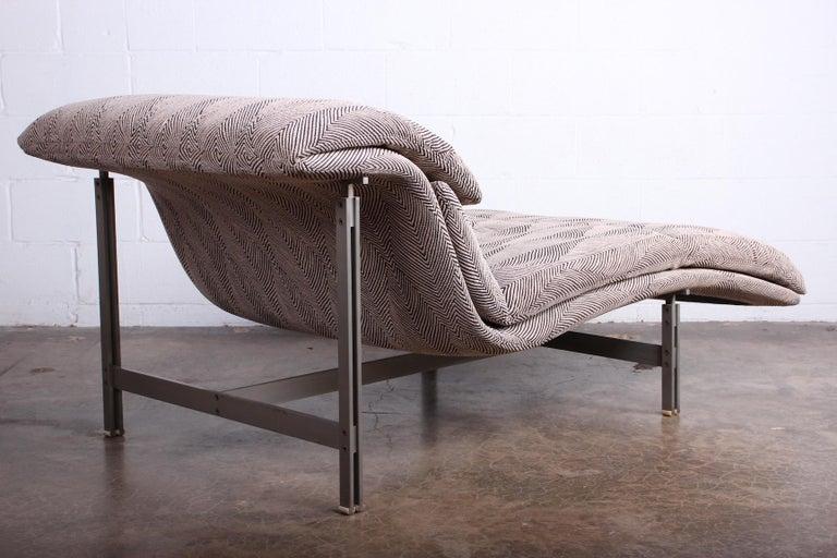Wave Chaise by Giovanni Offredi for Saporiti Italia 13