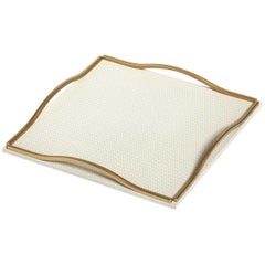 Wave Square Tray