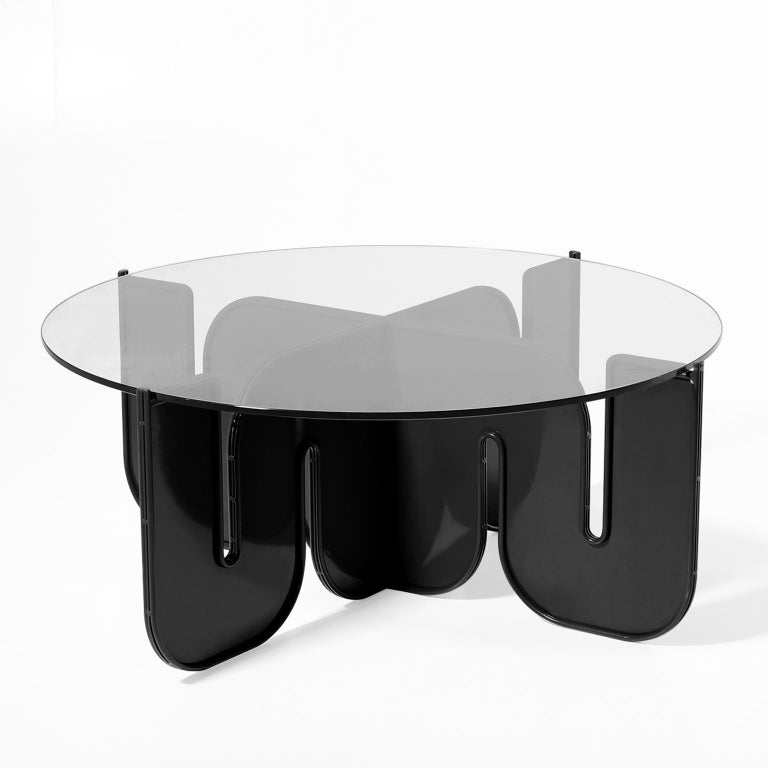 Mid-Century Modern Wave Table For Sale