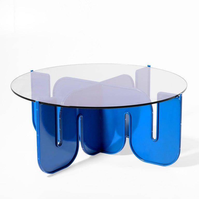 Wave Table In New Condition For Sale In Los Angeles, CA