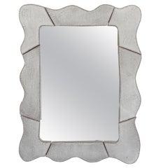 Wavy Ceramic Mirror