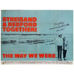 Way We Were, The, 1973 Poster