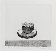 Cut Melon, Wayne Thiebaud