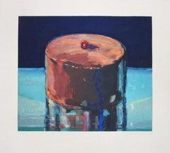 Dark Cake, Wayne Thiebaud