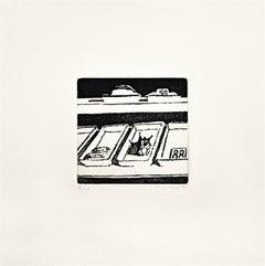 Delicatessen Trays, Wayne Thiebaud