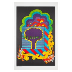 """""""We Blew It"""", 1970s American Political/Protest Anti-War Atomic Bomb Poster"""