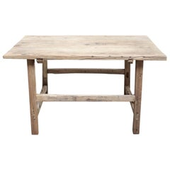 Weathered Vintage Elmwood Coffee Table
