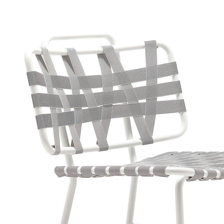 Italian Weaving Chair For Sale