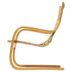 Webbed Lounge Chair by Alvar Aalto for Artek