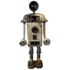 Weber Robot Sculpture by Bennett Robot Works