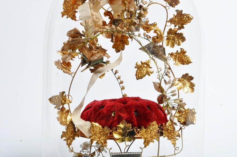 Wedding Cloche For Sale 1