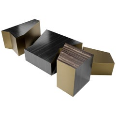 Wedge Coffee Table by Ortiz Milano