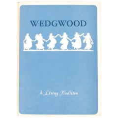 """Wedgwood, a Living Tradition"" an Exhibition Catalogue from the Brooklyn Museum"