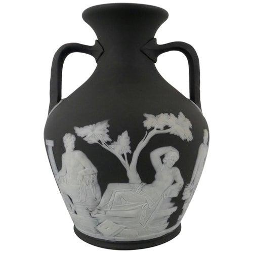 Wedgwood Basalt Portland Vase, circa 1850