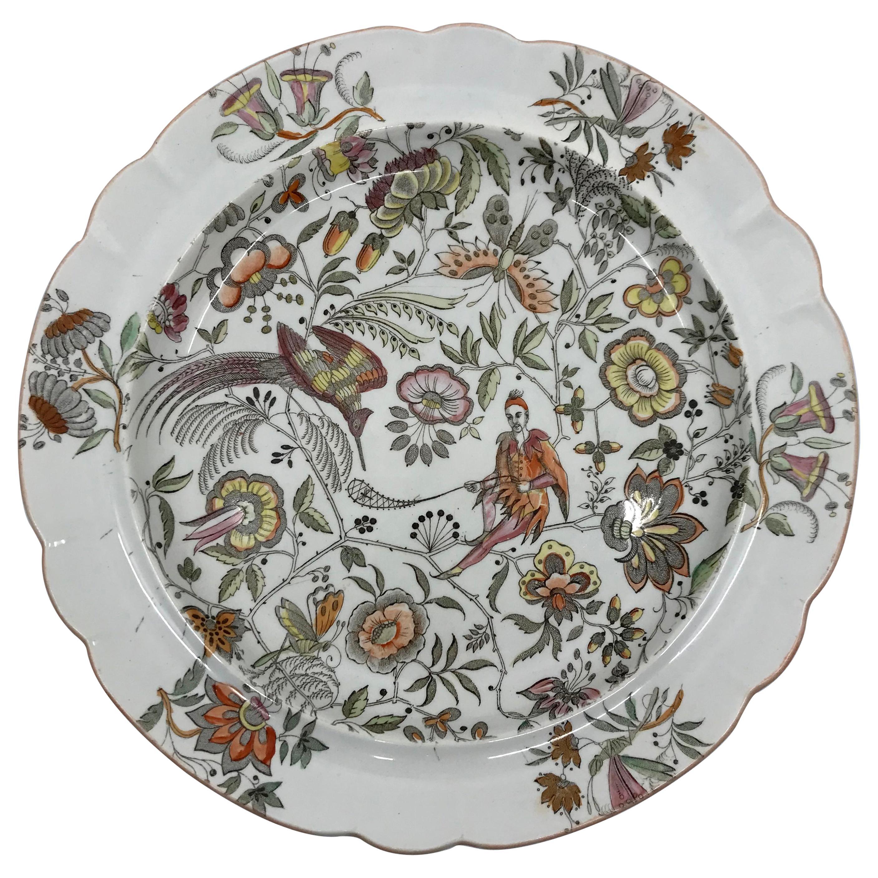 Wedgwood Chinoiserie Plate