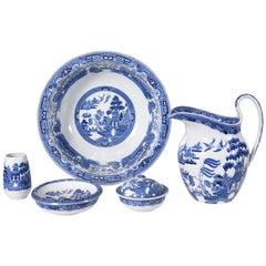 Wedgwood England Porcelain Five Piece Set