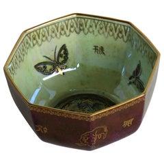 Wedgwood Fairyland Lustre Bowl designed by Daisy Makeig-Jones Ptn Z4827, Ca 1925