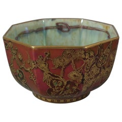 Wedgwood Fairyland Lustre 'Firbolgs' Antique Centre Bowl