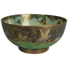 Wedgwood Fairyland Lustre Leapfrogging Elves Imperial Bowl