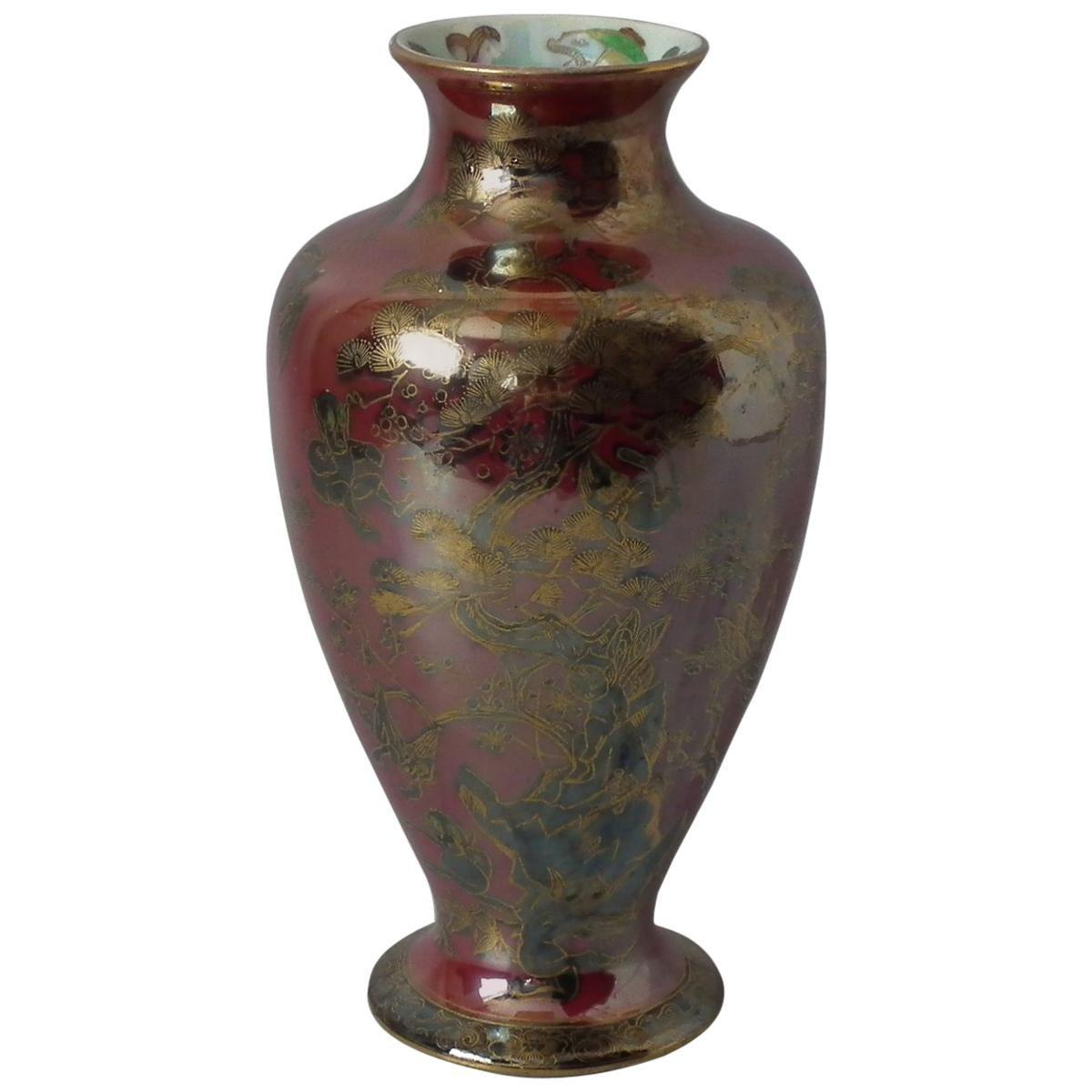 Wedgwood Fairyland Lustre Vase
