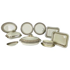 Neoclassical Dinner Plates