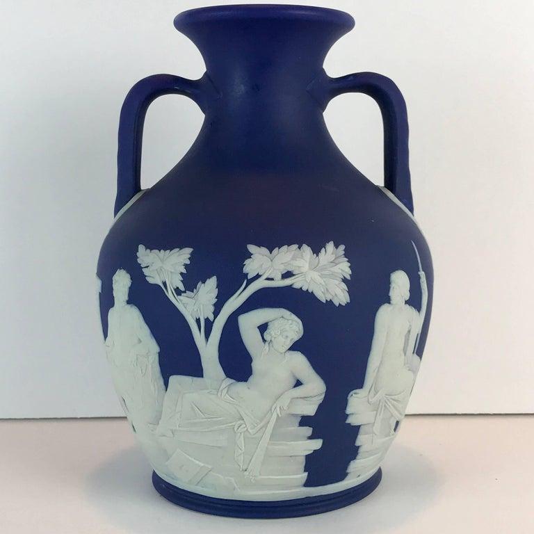 Wedgwood Portland Vase 1896 For Sale At 1stdibs