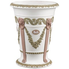 Wedgwood Tri-Color Flair Vase