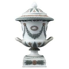 Wedgwood Tri-Colored Jasper Vase