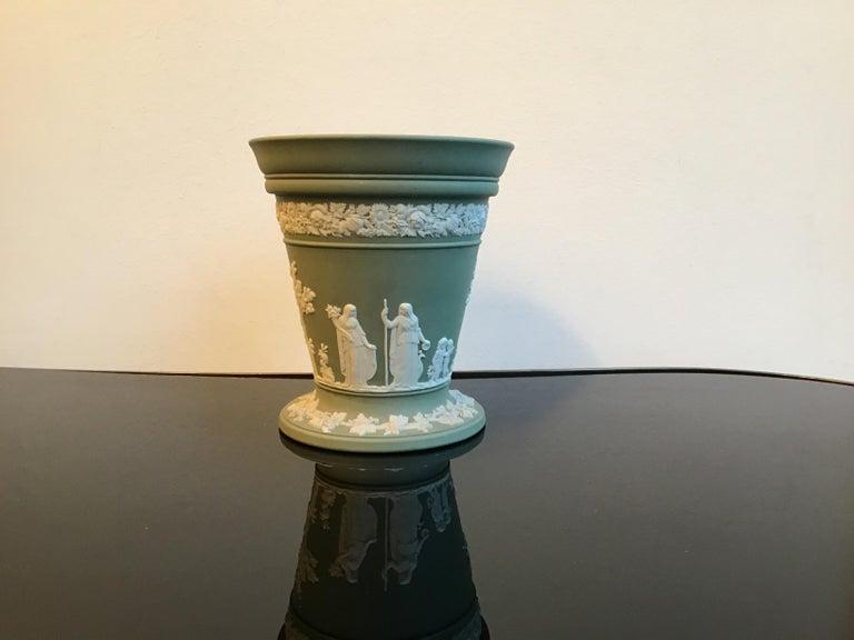 Wedgwood Vase Ceramic 1930 United Kingdom For Sale 1