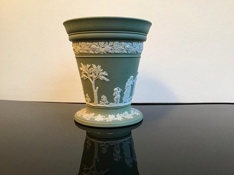 Wedgwood Vase Ceramic 1930 United Kingdom For Sale 2