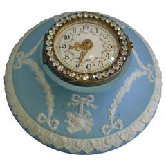 Wedgwood Wall Clock with Brilliants