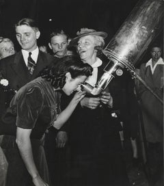 """Weegee """"A Trip to Mars"""""""