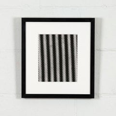 "Weegee ""Distortion: Stripes"""