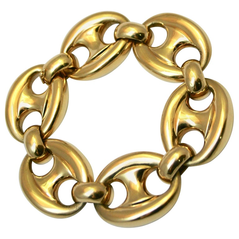 Weingrill Gold Bracelet For Sale