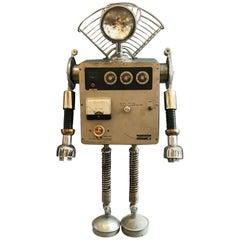 Welch Robot Sculpture by Bennett Robot Works