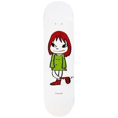Welcome Girl Skateboard by Yoshitomo Nara
