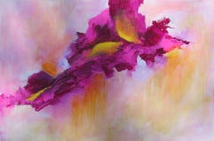 Cotton Candy, Abstract Painting
