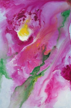 Pixie Portal, Abstract Painting