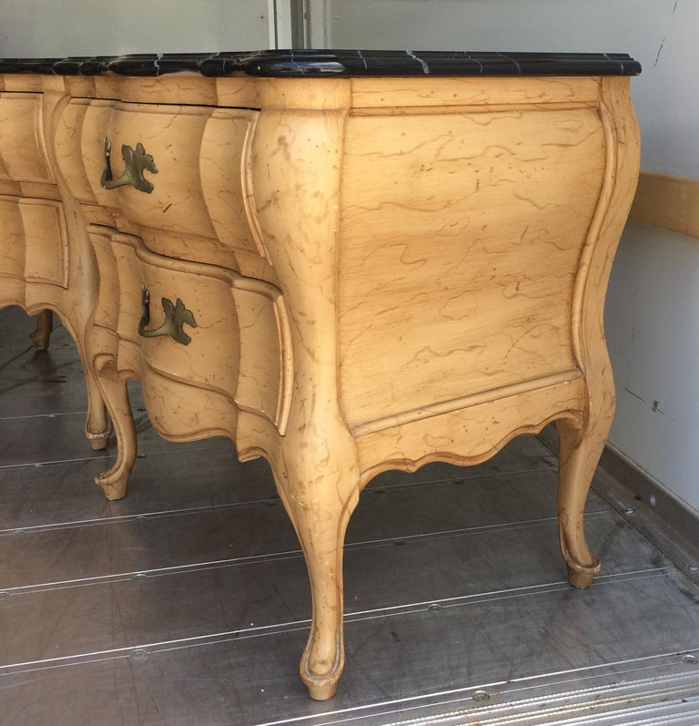 Well Made French Country Style Night Stands. For Sale At