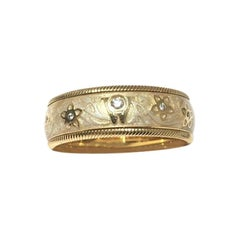Wellendorff Silken Sheen Flower Ladies Ring 66891