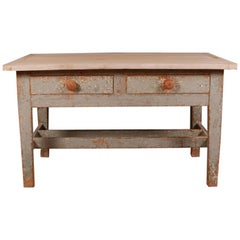Welsh 2-Drawer Side Table