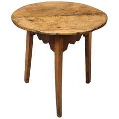 Welsh Sycamore Cricket Table