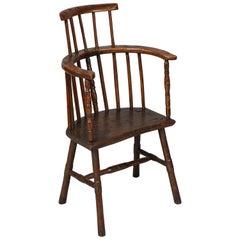 Diminutive Welsh Vernacular Windsor Chair
