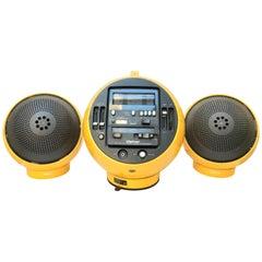 Weltron Model 2004, Yellow