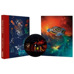 """Wembley Or Bust"" by Jeff Lynne's ELO – The Signed, Limited Edition Book"